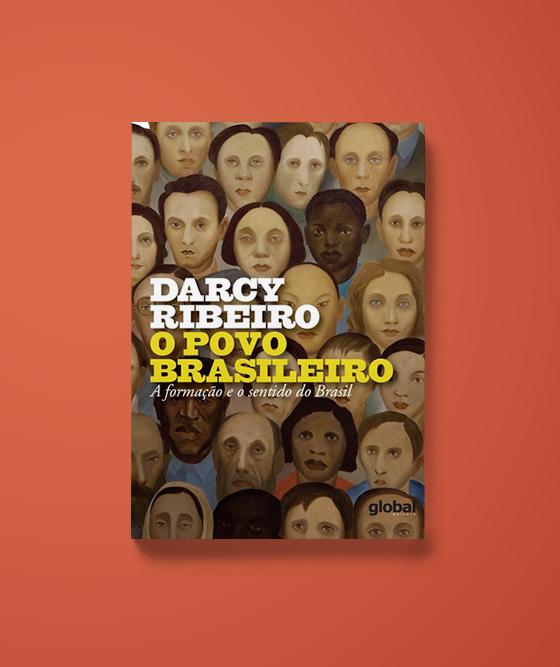 O Povo Brasileiro - Darcy Ribeiro