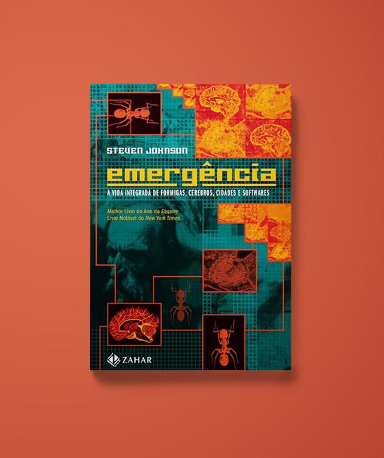 Emergência - Steven Johnson