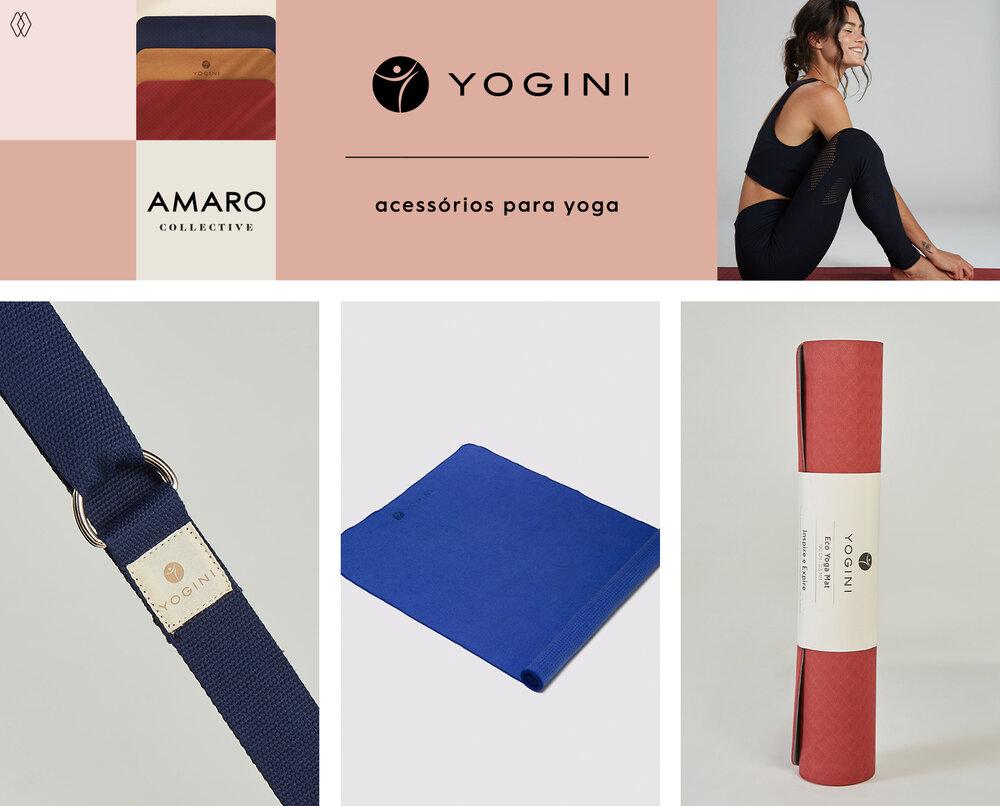 PRODUTOS:  Yogini cinto para yoga ,  Yogini toalha antideslizante ,  Yogini tapete tpe.
