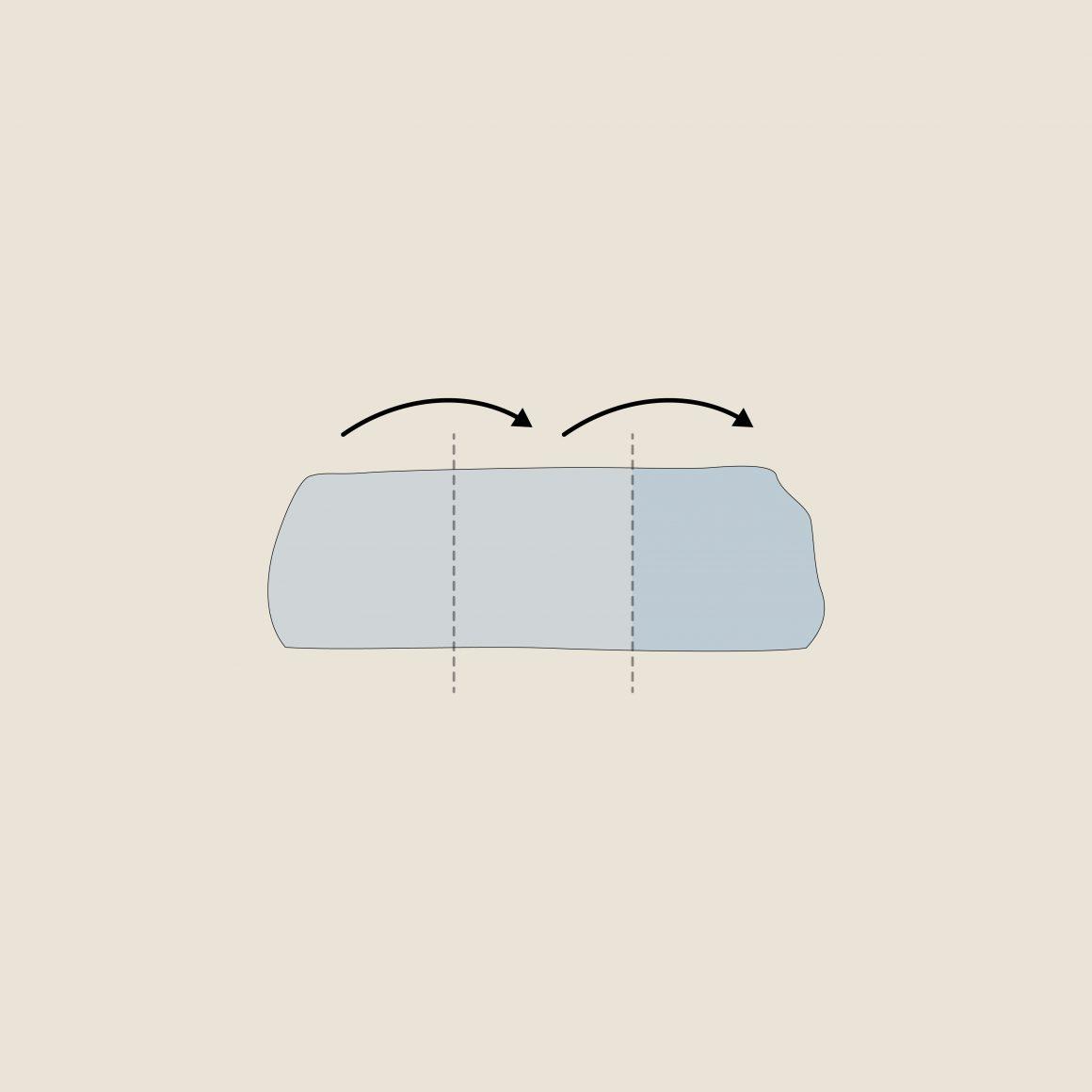 como-dobrar-lençol-de-elastico