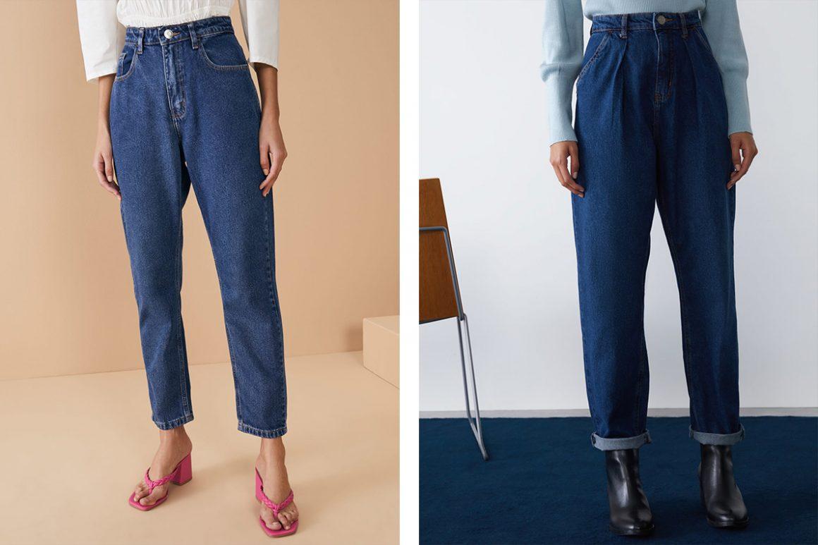 Roupas Básicas Calça Jeans AMARO